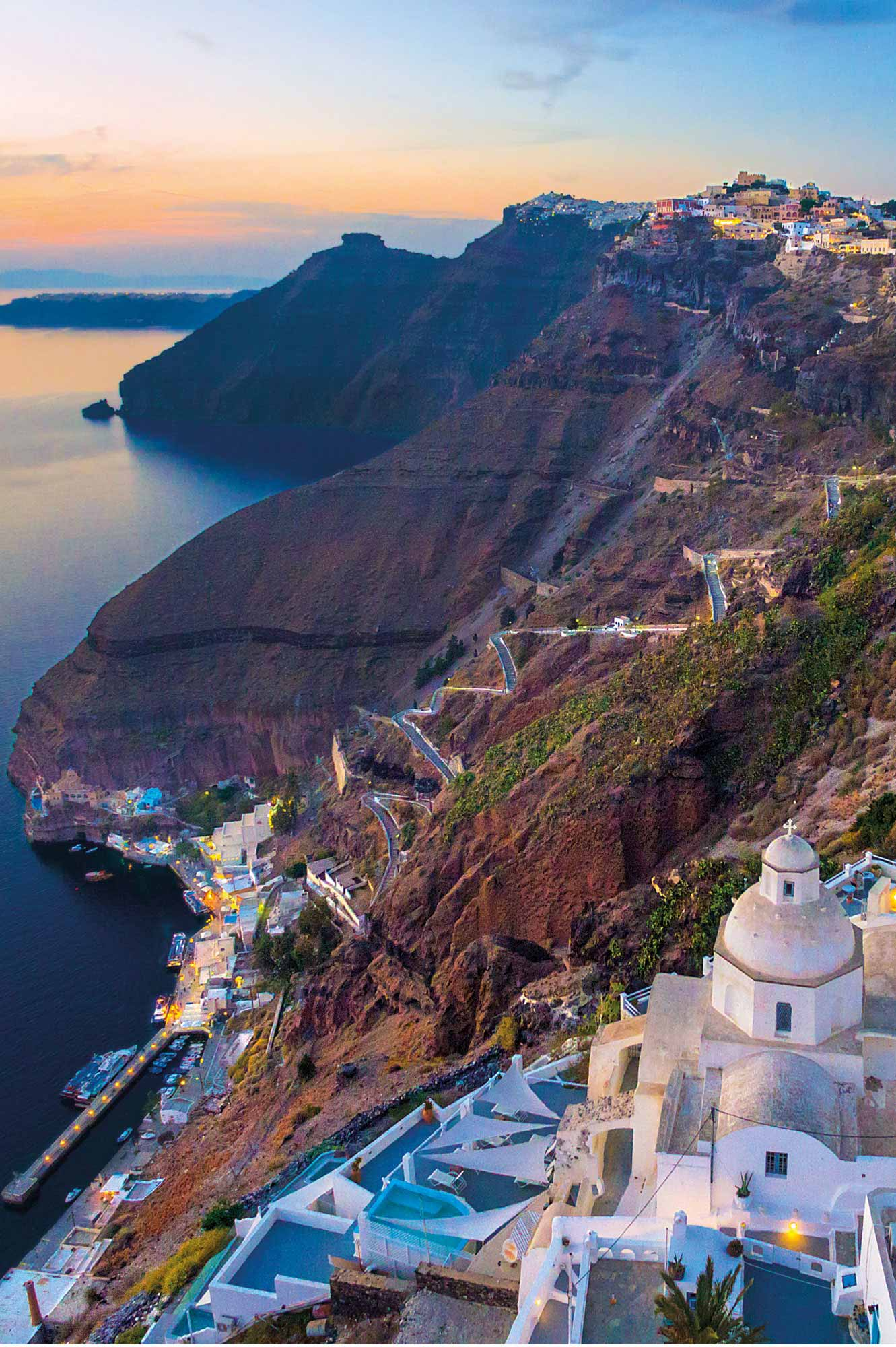 Marmatakis Photo of Santorini